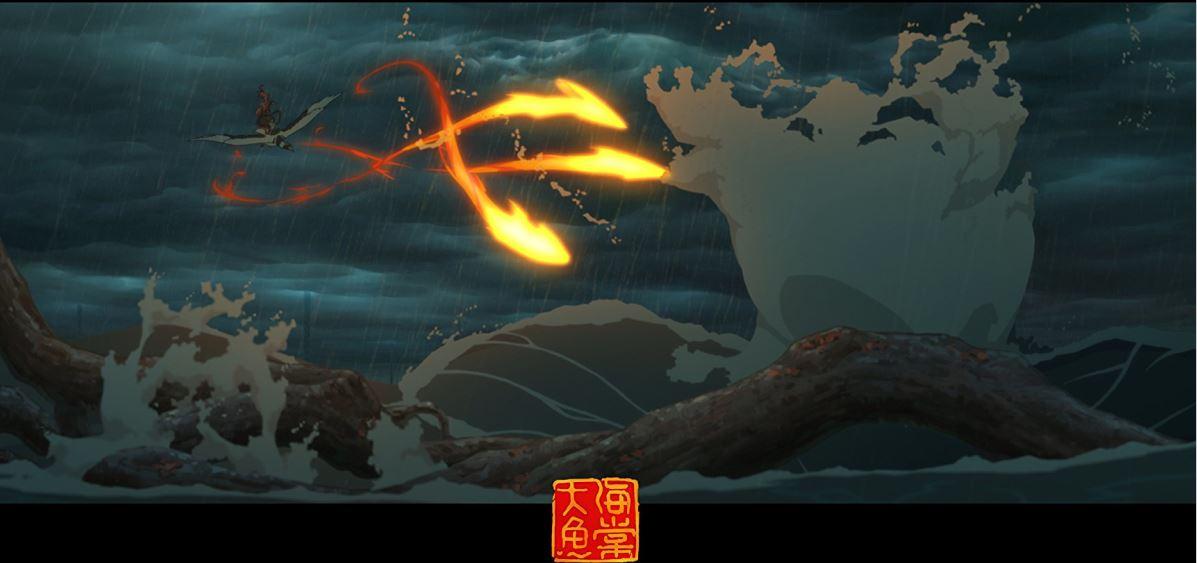 《大鱼海棠》北美上映口碑炸裂!