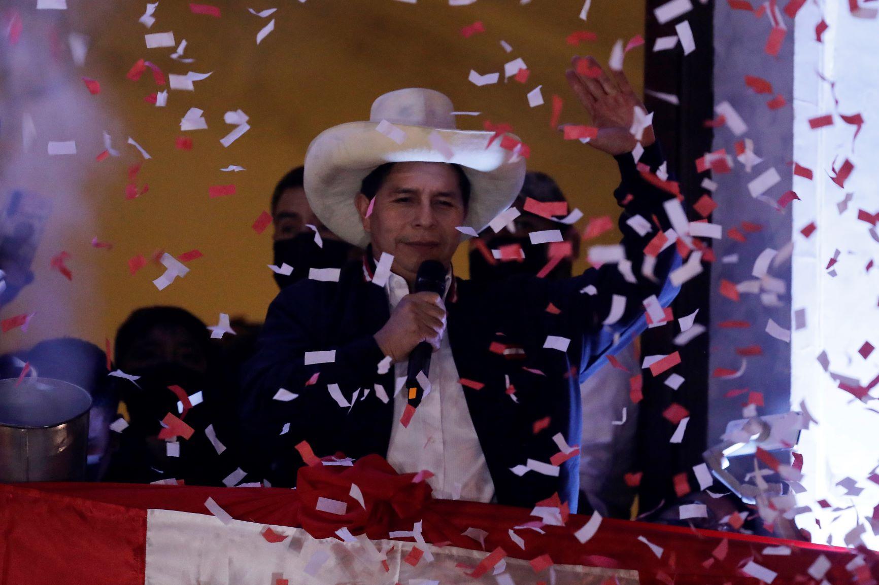 (国际)(1)佩德罗·卡斯蒂略在秘鲁总统-FZ00034878859.JPG
